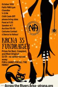 Halloween KRCNA 35 Fundraiser @ Faith Freewill Baptist